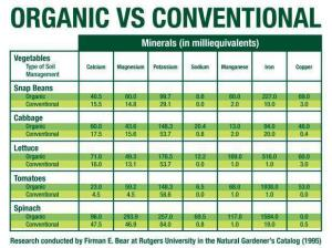 It makes sense to eliminate chemicals and allow nature to do its job--this is organic!